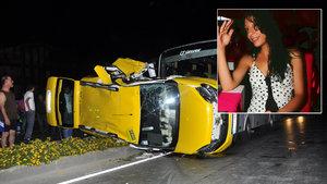 Antalya'da feci kaza! Genç kadın kurtarılamadı