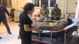Manisa Valiliği'nden hastaneye kaldırılan askerlerle ilgili açıklama
