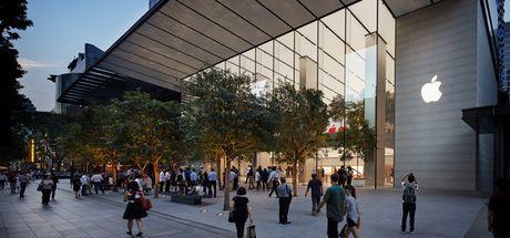 Apple, Güneydoğu Asya'da ilk mağazasını açtı