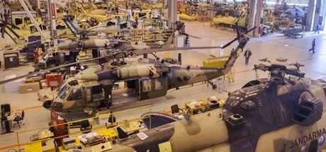 Kazakistan'ın Aselsan'ı Türkiye'de helikopter bakımı yapacak