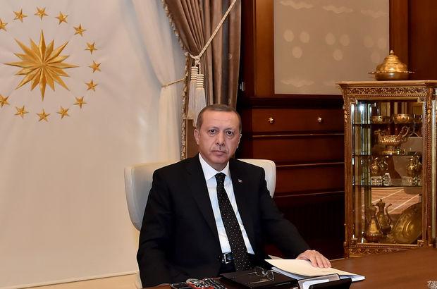 Cumhurbaşkanı Erdoğan'dan Sayıştay'ın kuruluş yıl dönümü mesajı