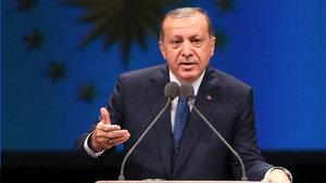 Erdoğan: Bu durumdan büyük üzüntü duyuyorum