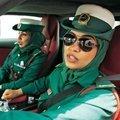 Hız rekorunu Dubai polisi kırdı