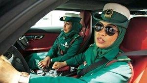 Dünyanın en hızlı polis arabası