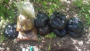 Askerin geçiş yoluna tuzaklanmış 1 tonluk bomba bulundu