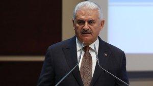Başbakan Yıldırım: İstanbul'un fethiyle atılan saygı tohumları yeniden filizlenmiştir