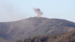 Esed rejimi Türkmendağı'nı vurdu