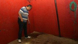 Adana'da kaçak at kesimi deposuna operasyon