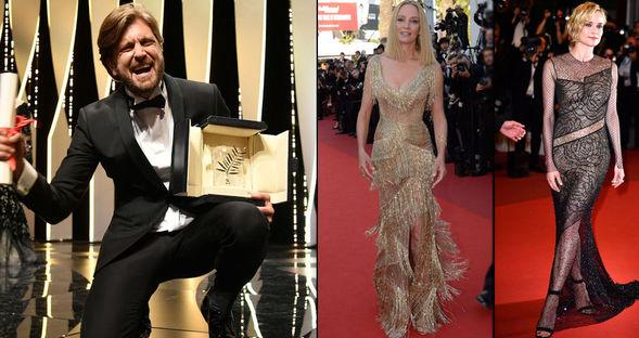 Cannes'da ödül heyecanı...