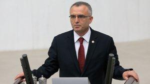 Maliye Bakanı Naci Ağbal: Yeniden yapılandırma için 8,5 milyon başvuru aldık