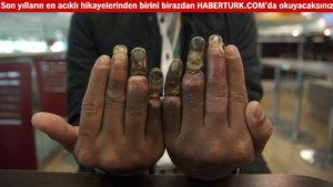 Bu parmaklara iyi bakın!