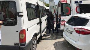 İzmir'de bir çift ambulansta boşandı