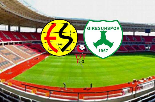 Eskişehirspor - Giresunspor