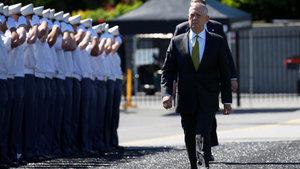 """ABD Savunma Bakanı Mattis: """"Kuzey Kore ile savaş korkunç olur"""""""