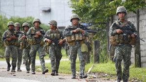 Filipinler'deki DEAŞ kalkışmasının bilançosu: 100 ölü