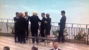 Liderler bir araya geldi, Trudeau 'dışarda' kaldı