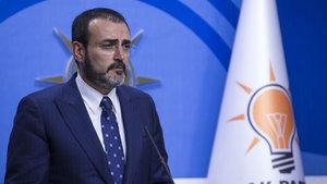 AK Parti MKYK toplantısı Erdoğan başkanlığında başladı