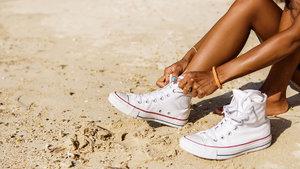 Beyaz ayakkabı nasıl temizlenir? Beyaz ayakkabı temizleme yolları