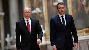 Rusya ve Fransa işbirliği yapacak