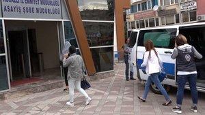 Kocaeli'de fuhuş yaptığı iddia edilen 35 kişi sınırdışı edildi