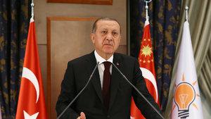Erdoğan: Teşkilatlarımızda metal eskimesi görüyorum