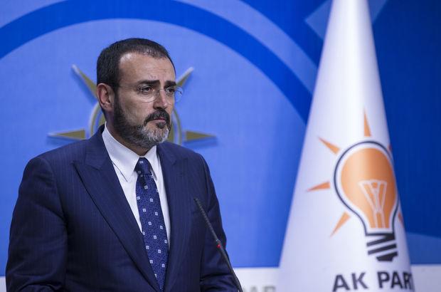 İşte AK Parti'nin yeni MYK'sı