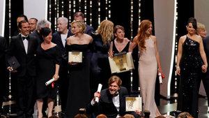 70. Cannes Film Festivali'nin kazanan isimleri belli oldu