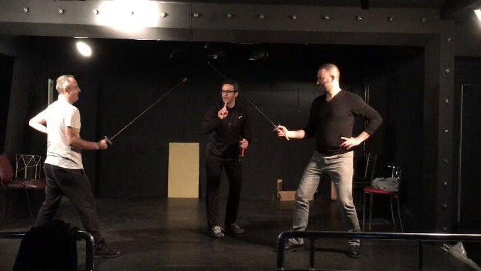 Hamlet bu sefer güldürüyor