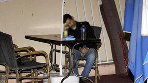 Antalya'da limonata içen adam hayatını kaybetti