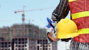 İnşaat sektöründe istihdam, çalışılan saat ve maaş azaldı