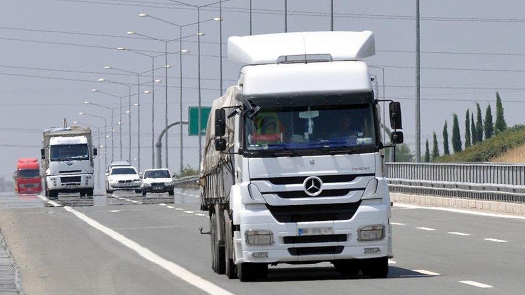 Karayolu taşımacılığında 'altın çağ' başlıyor
