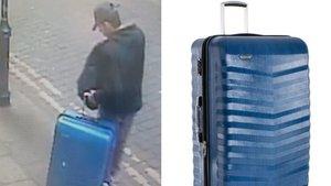 İngiliz polisi Manchester bombacısı Salman Abedi'nin 'mavi bavulunu' arıyor!