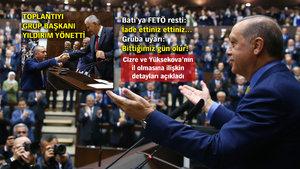 Cumhurbaşkanı Erdoğan: AK Parti devrimci bir partidir