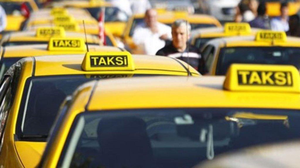 Taksicilerden çok sert tepki!