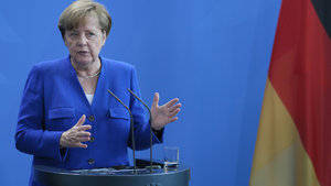 Merkel'den bir İncirlik açıklaması daha: Tartışmaya açık değil