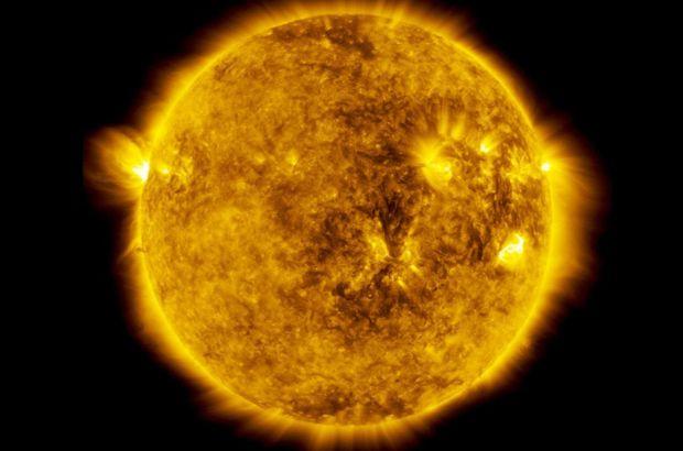 NASA güneşe yolculuk