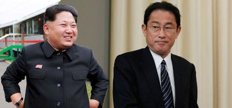 Japonya'dan Çin'e Kuzey Kore çağrısı