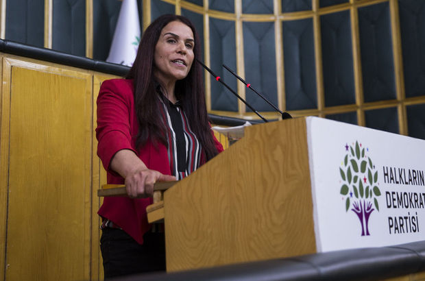HDP Siirt Milletvekili Besime Konca'ya 2 yıl 6 ay hapis cezası