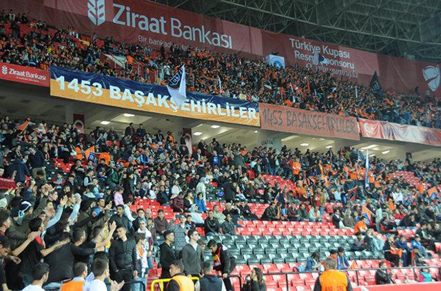 Başakşehir - Konyaspor maçında olay!..