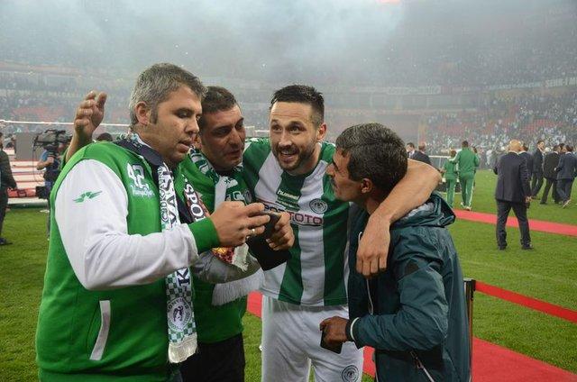 Türkiye Kupası Konyaspor'un
