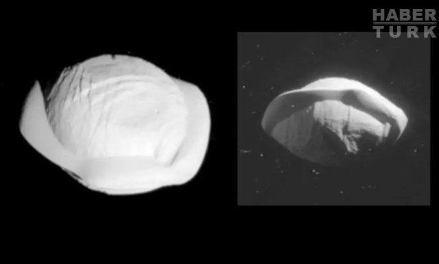Cassini'nin Satürn dalışlarından en çarpıcı fotoğraflar