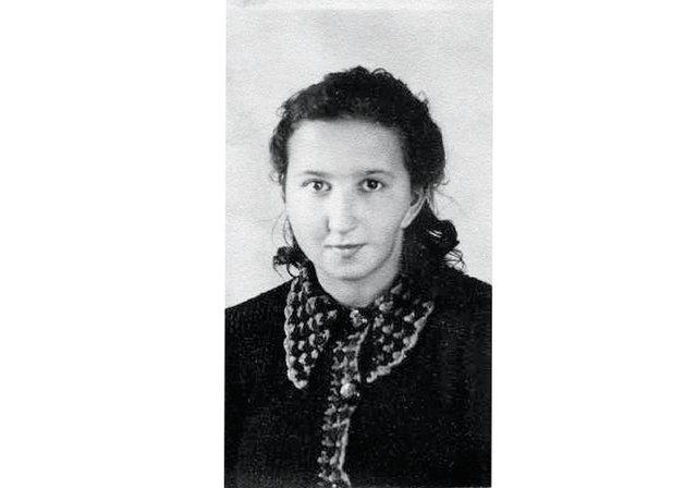 Rus Yarbay Karl Karloviç Rjepetski'nin hemşire torunu savaşta öldürülmüş