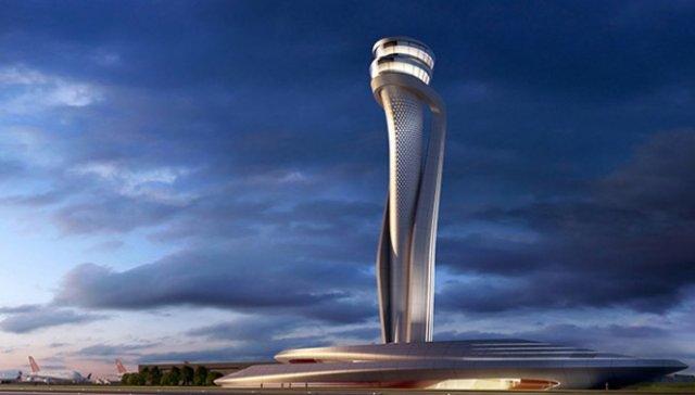 Dünyanın en ilginç kontrol kuleleri