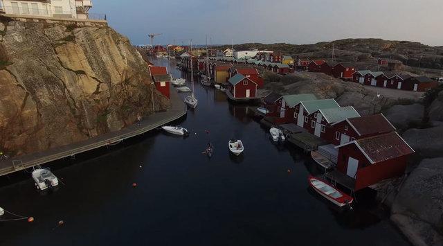 İsveç'in Smögen kasabasında ne yapılır, nereye gidilir?