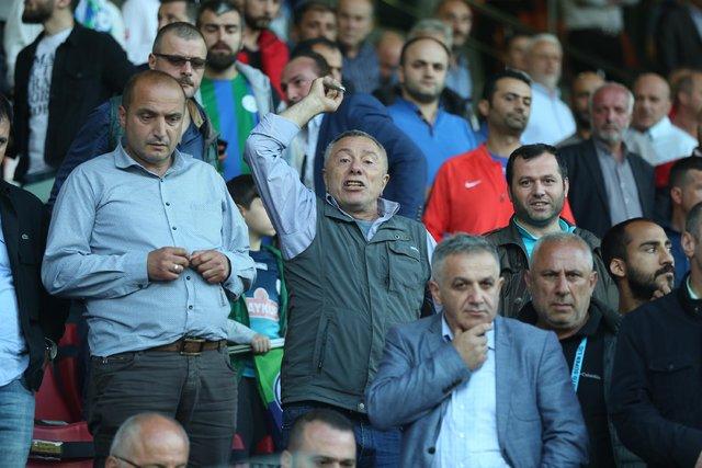 Rizespor camiasından Trabzonspor'a sert sözler!