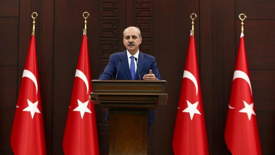 Kurtulmuş açıkladı! Türkiye Katar krizi için devrede
