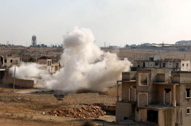 ÖSO'dan 'Esed rejimine ait savaş uçağını düşürdük' iddiası