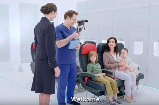 Türk Hava Yolları'ndan 'Flying Doctor' projesi