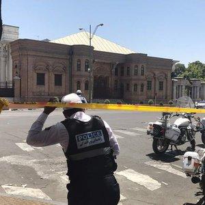 DEAŞ TERÖRÜ İLK KEZ İRAN'I VURDU! TAHRAN'DA ÇİFTE SALDIRI: 12 ÖLÜ!