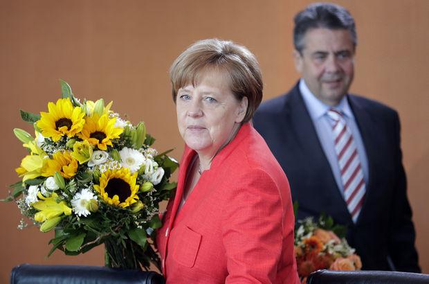 Merkel'den İncirlik açıklaması!